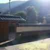 慎太郎の故郷もポカポカ陽気でした。