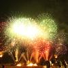 川北まつりで花火の撮影をしてみたが難しかった