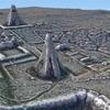 密林に浮かび上がるマヤ文明の遺跡 レーザー技術で発見