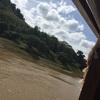 メコン川に揺られて