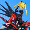 武装神姫 セイレーン型MMS エウクランテ 電撃ホビーマガジンオリジナルカラーバージョン レビュー