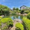 龍渓院の池(静岡県伊東)