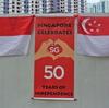 #015 シンガポールの独立記念日を祝ってみた。 (2015.8)
