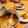 『海老丸』の朔日雑炊にチャレンジ!inおかげ横丁