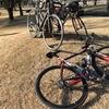 【ロードバイク】外練: 荒サイとパレサイ  107Km