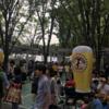 けやきひろば春のビール祭り2018