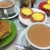旅行最終日の朝食は、ホテル近くの金鳳茶餐廳へ