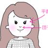 【メイク】私のコンプレックス解消術(前編)~平面顔・団子鼻~