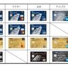 マイルが貯まるおすすめANAカードはどれ??ANAカード全20種を徹底比較 Part1:一般カード・ワイドカード編