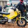 東京モーターサイクルショー2019に行ってきた!ホンダのクロスカブ110がやっぱり気になる。