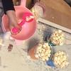 【2歳4歳育児】ごっこ遊び☆映画館ごっこ【バグズライフ】