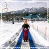 雪山に行ってきました