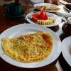 2015年08月バリ島旅行記その4(ウブドで食べ歩き&ケッチャック鑑賞)