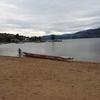 ドラゴンボート体験!〈寒々しいカナダ・アドベンチャーツーリズムの授業〉