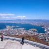 函館山に登ってきました
