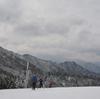 想いの山−山岳四季より「厳冬の笹ヶ峰」