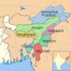 インドの北東地方~まだ謎に包まれている7シスターズ