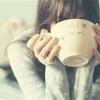 不安な朝。心身温まる朝の一杯。