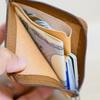 自分的ベストの薄い財布が入手できなくなったので、SYRINXの「厚い革の薄い財布」を購入。しばらく使ってみました。
