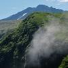 ◆'19/07/07~08     鳥海山・山頂小屋泊①…上は強風⁈