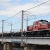 第898列車 「 配9993レ DD51牽引の梅小路配給を狙う 」