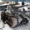 シンスハイム自動車技術博物館に展示されていた連合軍の兵器