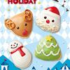 クリスピー・クリーム・ドーナツのクリスマス!珍しい形のドーナツとは?