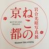 猫派です。 岩合光昭写真展「ねこの京都」 #kyoto  #ネコ #岩合さん #猫歩き