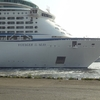 VOYAGER OF THE SEAS ~回頭シーン~
