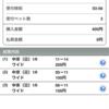 10/4 中央競馬午前のレース