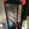 デルタ型3Dプリンタキット「Zonestar D810」を組み立てた(そのに)