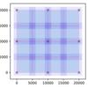 Pythonのmatplotlibで長方形 Rectangle を描画する