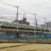 数年前の横浜線