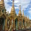タイ、ミャンマー旅行 DAY5*ヤンゴン観光 シュエダゴン・パゴダ
