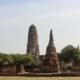 タイ・バンコク:クルーズでアユタヤ観光⑥ワット ラーチャブラナ