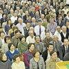 〈座談会 栄光の峰をめざして〉71 広宣流布は「地域部」が原点 わが街の安穏と繁栄祈り行動 2017年11月9日