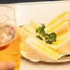 【純喫茶アメリカン@なんば】大阪が誇る老舗喫茶の玉子サンドウィッチをビールで食すっ!モーニングやランチとは違う雰囲気だ。