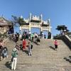 山東泰山旅行-疲れない大人の登山(1)-高速鉄道で上海から泰安へ