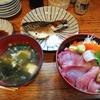 【新橋】初島 新橋2丁目 13時半まで まんぞく海鮮丼ランチ