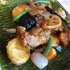 新宿の大戸屋でランチ☆「鳥と野菜の黒酢あん定食」