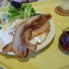 夢のなかの家事 京都綾部市  無農薬米粉パン  天然酵母パン  米粉パン  カフェ  パンケーキ