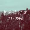 【中国旅行記 NO.11】張家界・武陵源の奥地、天子山の石柱林【ドローン空撮】