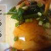とろろたまごふわふわ焼き ポン酢あんかけの作り方 レンジでかんたんレシピ