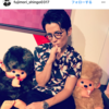 オリラジ藤森慎吾さんがモンチッチ画像をアップ!