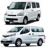 タウンエースバン、ライトエースバンと、NV200 バネットバンを、比較!荷室の広さ、サイズ、燃費、価格差など