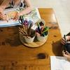 【収納】小さな子どもでも簡単な文房具収納