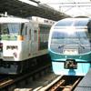 旅行・遠征に最適! 最前列の展望席に乗れる列車①「スーパービュー踊り子」