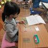 1年生:算数 かぞえ棒でかたちづくり