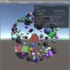【Unity】大量のメッシュを軽く描画!GPUインスタンシングの基礎知識とシェーダの書き方まとめ