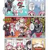 「マギアレコード 魔法少女まどか☆マギカ外伝」,漫画「マギア☆レポート」の第6話が公開<